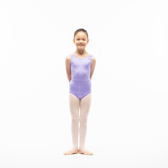 Official Enrico Leotard - Lilac