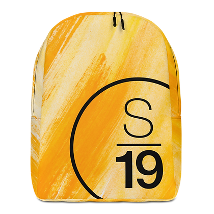 Studio 19 Minimalist Backpack