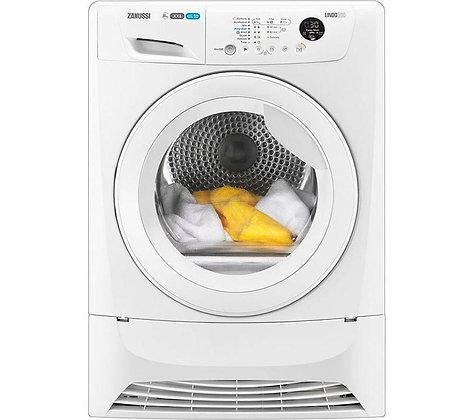 ZANUSSI ZDC8203WR Condenser Tumble Dryer