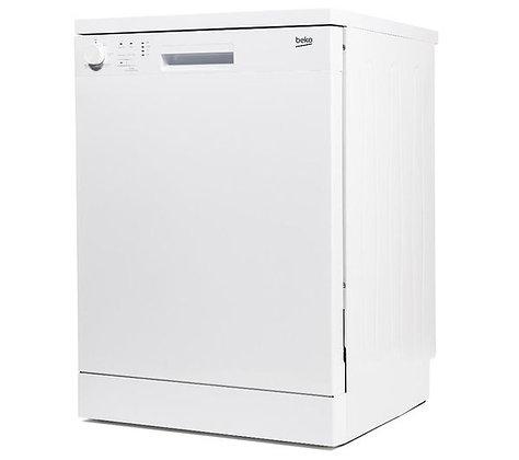 BEKO DFN05X10W Full-size Dishwasher