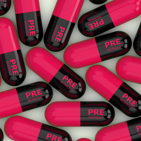 PRE-WORKOUT SUPPLEMENTS – BRING OUT THE BIG GUNS! …OR SHOULD YOU ??