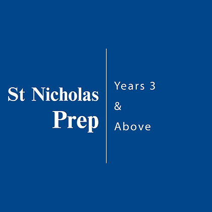 St Nicholas Prep | Years 3 & Above
