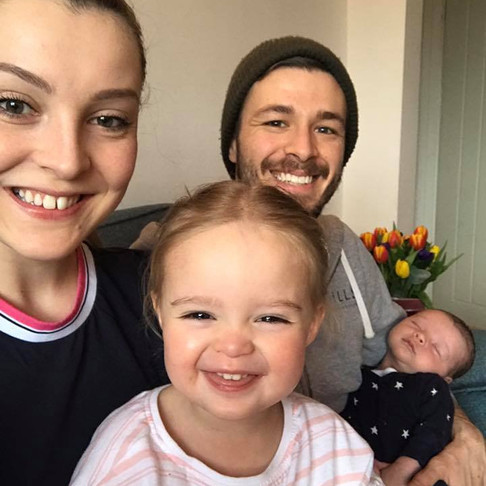 Studio 19 Co-Founders Vicki & Josh Welcome Their Second Child