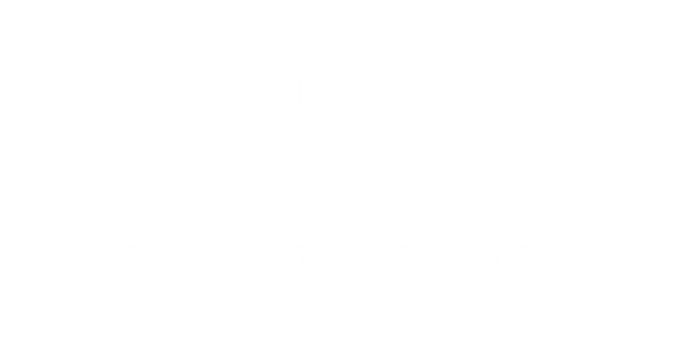 An Evening with Celine Dion Logo