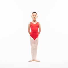 Official Enrico Leotard - Red