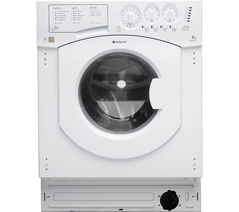 HOTPOINT Aquarius BHWM1492 Integrated Washing Machine