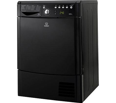 INDESIT Ecotime IDCE8450BKH Condenser Tumble Dryer