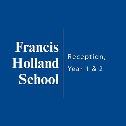 Francis Holland School   Reception, Year 1 & 2