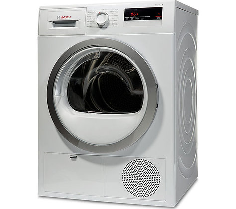 BOSCH Serie 4 WTN85280GB Condenser Tumble Dryer