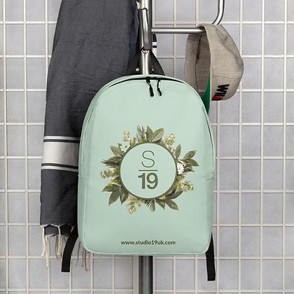 Studio 19 Go Green Minimalist Backpack