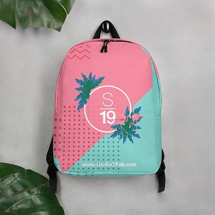Studio 19 Tropical Minimalist Backpack