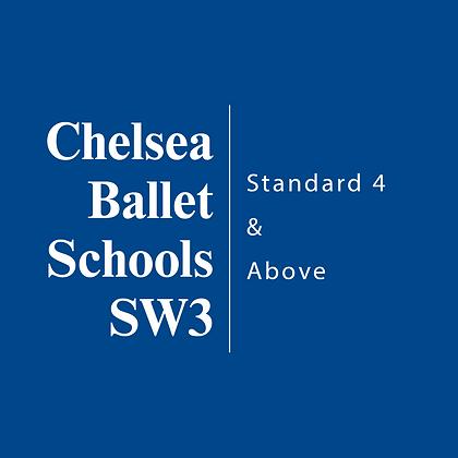 Chelsea Ballet Schools SW3 | Standard 4 & Above