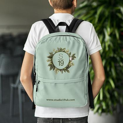Studio 19 Go Green Backpack