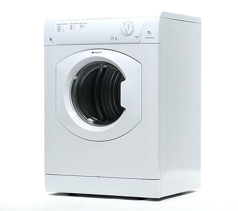 HOTPOINT Aquarius TVM570P Vented Tumble Dryer
