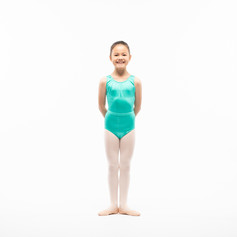 Official Enrico Leotard - Green