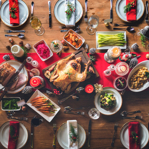 CALORIES IN – CALORIES OUT (PART II) AT XMAS