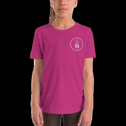 Studio 19 Youth Short Sleeve T-Shirt