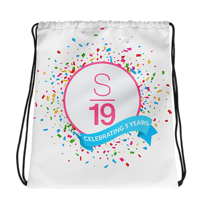 Studio 19 5 Year Drawstring bag