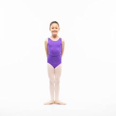 Official Enrico Leotard - Purple