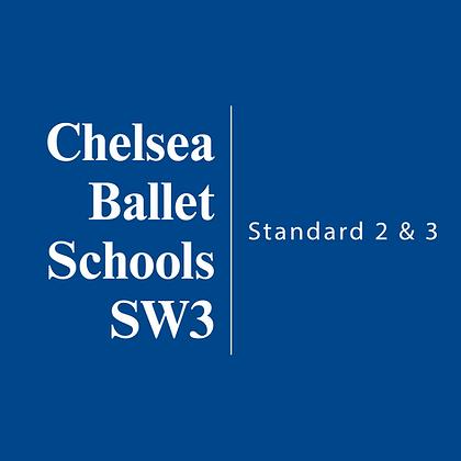 Chelsea Ballet Schools SW3 | Standard 2 & 3