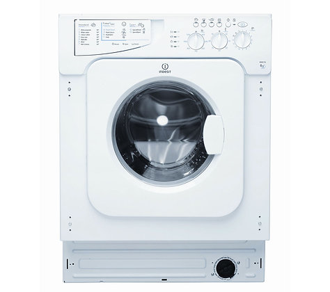 INDESIT Ecotime IWME146 Integrated Washing Machine