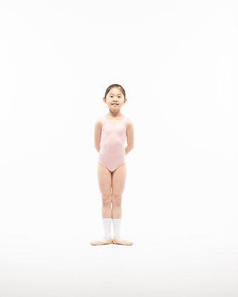 Official Enrico Leotard - Pale Pink