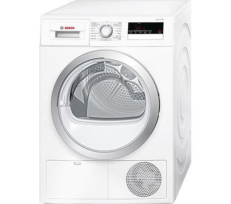 BOSCH Serie 4 WTN85200GB Condenser Tumble Dryer