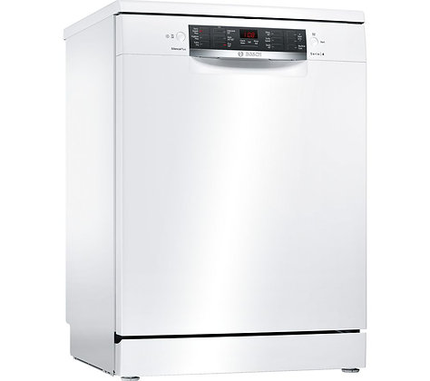 BOSCH Serie 4 SMS46IW01G Full-size Dishwasher