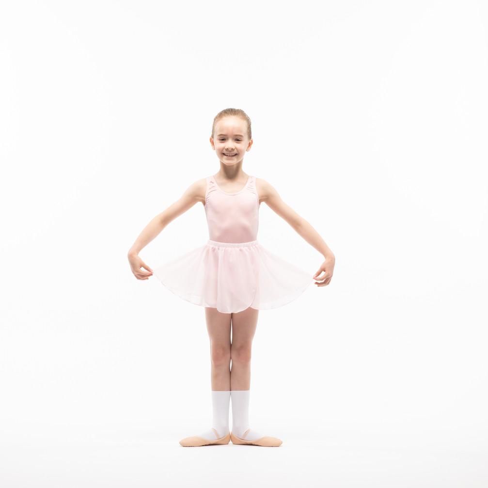 Regulation Pink Ballet Skirt