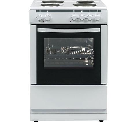 ESSENTIALS CFSE60W17 60 cm Electric Cooker