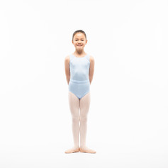 Official Enrico Leotard - Pale Blue