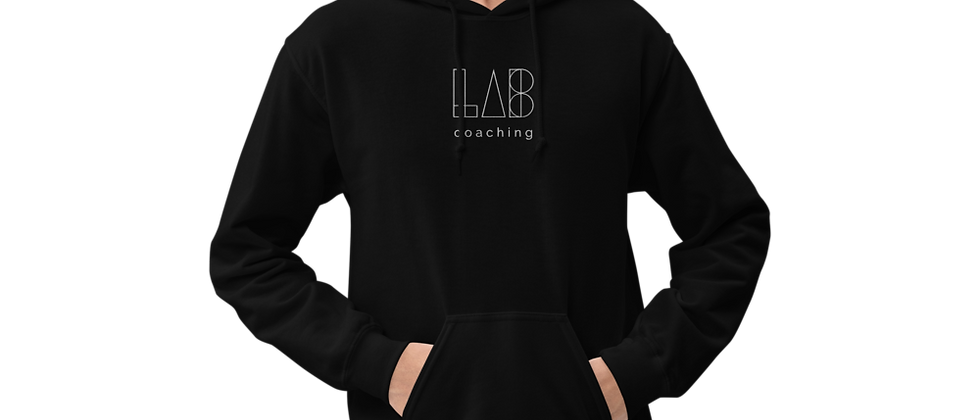 LAB Coaching - Embroided Unisex Hoodie