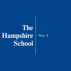 The Hampshire School   Year 3