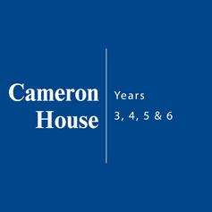 Cameron House | Years 3, 4, 5 & 6