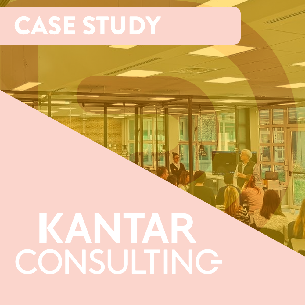 IMPROVING RESOURCE AND PROJECT PLANNING FOR A GLOBAL CONSULTANCY