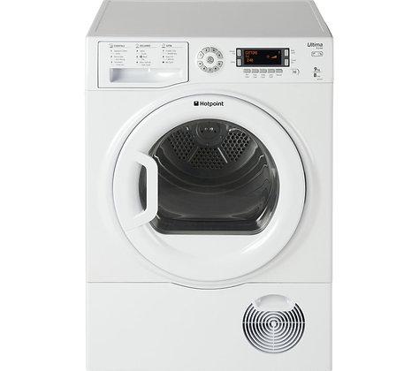 HOTPOINT Ultima S-Line SUTCD97B6PM Condenser Tumble Dryer