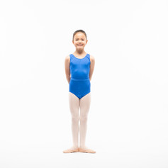 Official Enrico Leotard - Royal Blue
