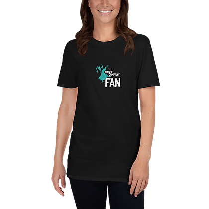 Dance Company Fan - Short-Sleeve Unisex T-Shirt