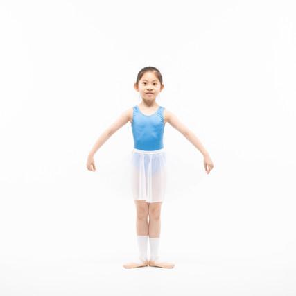 Regulation White Ballet Skirt