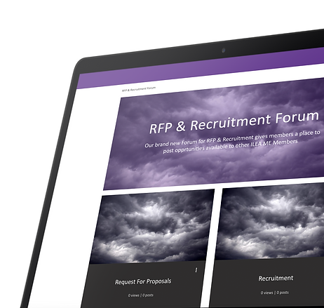ILEA ME Recruitment Forum