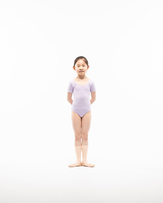 RAD Lilac Regulation Leotard