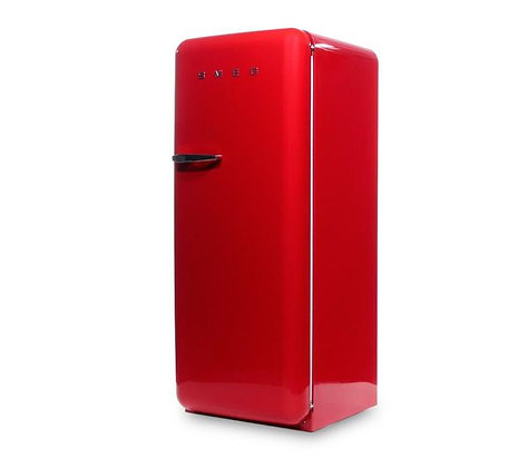 SMEG FAB28QR1 Tall Fridge