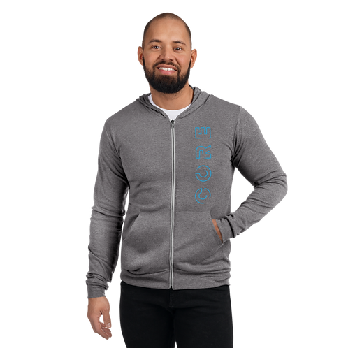 CORE Technology Projects - Unisex zip hoodie