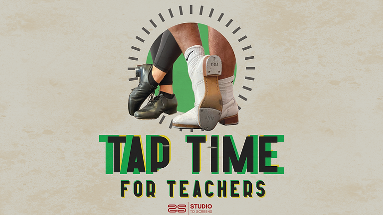 """Tap Time For Teachers - 42nd Street - """"The Stair Dance"""""""