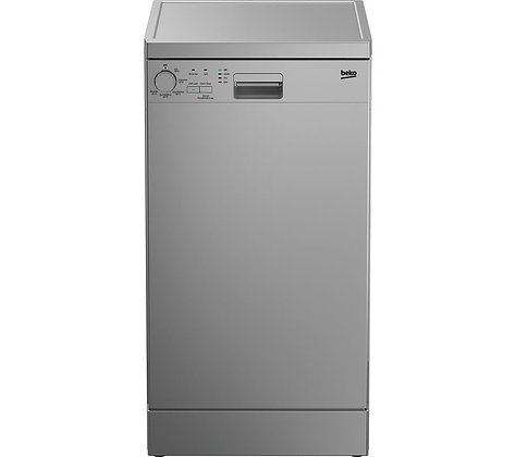 BEKO DFS05010S Slimline Dishwasher