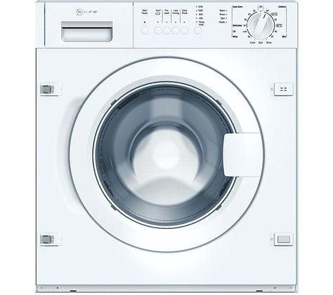NEFF W544BX0GB Integrated Spin Washing Machine