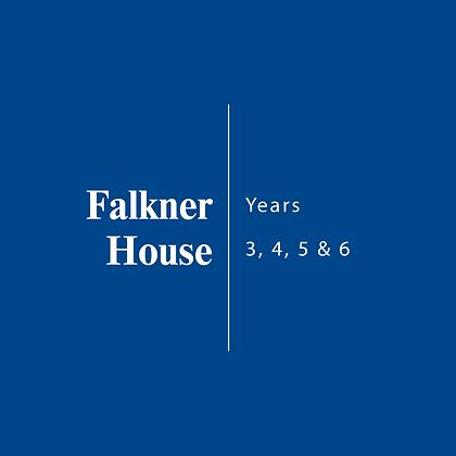 Falkner House   Year 3, 4, 5 & 6