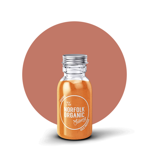 Turmeric & Ginger - 60ml