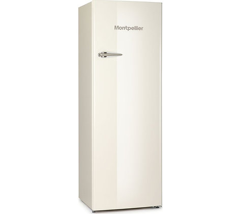 MONTPELLIER MAB340C Tall Fridge