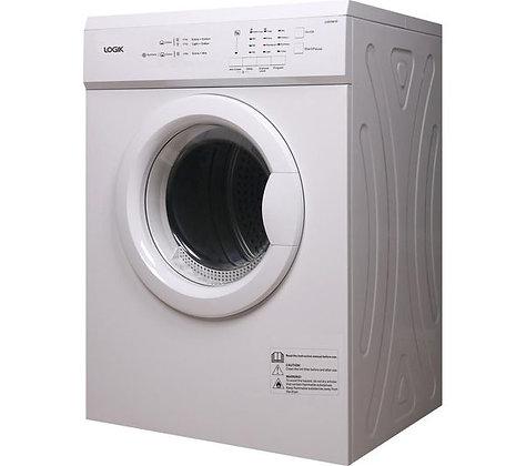LOGIK LVD7W15 Vented Tumble Dryer
